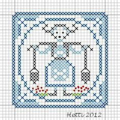 Creative Workshops from Hetti: SAL Delfts Blauwe Tegels, Deel 10 - SAL Delft Blue Tiles, Part 10.