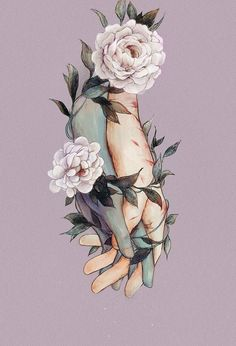 Illustration - illustration - First of May by nhienan. on illustration : – Picture : – Description First of May by nhienan. Hipster Kunst, Hipster Art, Anime Hand, Hipster Vintage, Polychromos, Art Inspo, Art Reference, Painting & Drawing, Watercolor Paintings
