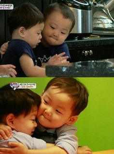 Minguk x Manse👬❤ Triplet Babies, Superman Kids, Korean Tv Shows, Man Se, Song Daehan, Song Triplets, Cute Songs, Asian Babies, Happy Pills