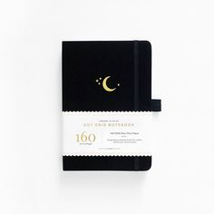 With crisp white ultra thick pages you can bullet journal in our Crescent Moon Dot Grid Notebook with ease since there s no Blank Page Notebook, Dot Grid Notebook, Lined Notebook, Graph Notebook, Notebook Design, Journal Notebook, Bullet Journal Spread, Bullet Journal Layout, Bullet Journals