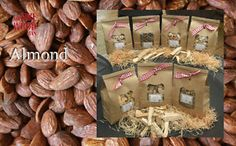 Almond Smoking Wood Chips 450g - Ideal for BBQ's, Smokers & pizza ovens