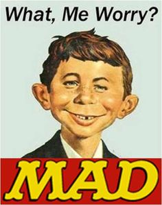 Mad magazine-loved this magazine but my mom took it away from me. Later, I found it in my parents bedroom....hummmm.