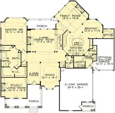 Basically the floor plan of my last house in Illinois. With the exception of a few things and the addition of a couple others. Homesick.