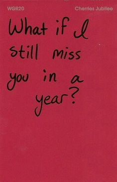 What if I still miss you in a year? What do I do then? When I'm still lost without your crazy presence in my life. I miss you Ben. It's pathetic I know and ur such a weirdo but I love you. I still love you Mood Quotes, Daily Quotes, Life Quotes, Qoutes, Pretty Words, Quote Aesthetic, New Wall, Wise Words, It Hurts