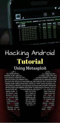 hacking computer technology - Hacking Android Smartphone Using MetaSploit Step By Step Tutorial Android Phone Hacks, Cell Phone Hacks, Smartphone Hacks, Android Smartphone, Android Box, Android Secret Codes, Android Codes, Phone Codes, Android Developer