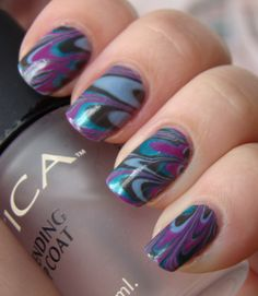 Teal Designs | Teal Blue Nail Designs Hawaii Dermatology Pic #18