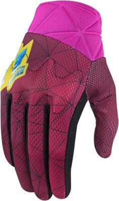 Anthem Blender Glove - Pink | Products | Ride Icon