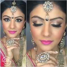 Garba Makeup inspo