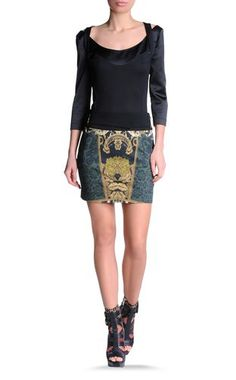Mini skirt Women - Skirts Women on Just Cavalli Online Store