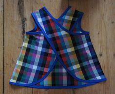 pinafore style dress, zubunt