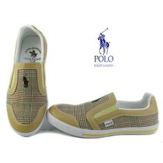 Love! Fashion and Stylish! Ralph Lauren shoes for men only $62.00.