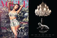 VILLARI for the magazine VOGUE in july 2014