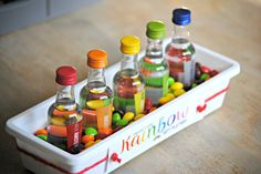 DIY Gift - Taste the Rainbow. Great birthday gift or Gay Pride Month Gift Diy Rainbow Birthday Party, Great Birthday Gifts, Birthday Parties, Taste The Rainbow, Diy Christmas Gifts, Gay Pride, Diy Gifts, Party Ideas, Gift Ideas