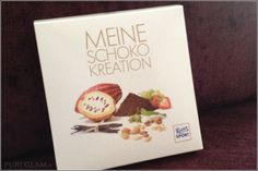 Create your own chocolate at Ritter Sport – Berlin, Germany/Deutschland