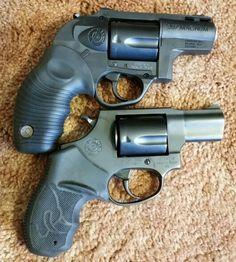 Taurus 605 POLY .357 Magnum & Taurus 85 .38 Special