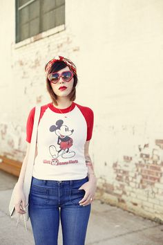 We're showcasing the Disney style of fashion blogger, Keiko Lynn.