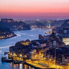 Let's enjoy friday night!  #visitporto #followporto -- Vamos aproveitar a noite de sexta feira!  #visitporto #followporto  Credits: @xukuru #igers_porto #igersportugal #igersopo #igers_opo #ig_travel #travelgram #igers_travel #travel #explore  #traveling #momondo #natgeotravel #viagem #tourism #turismo #visitportugal #travelbloggers #traditional #lonelyplanet #porto #beautifuldestinations #vsco #citybreak  #worldheritage #sunset #fridaynight #view by visitporto