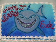 Easy Shark Cake | Shark Cake 50 Amazing And Easy Kids Cakes Momme Picture