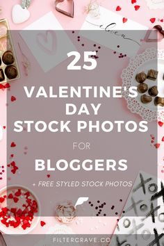 Bloggers and Creative Biz Owners! Looking for gorgeous Valentine's Day styled stock photography for your blog and brand? Well, check out this round of 30 Valentine Stock Photos for Bloggers. In this post, you will find a variety of feminine styled stock photos from Creative Market (via Affiliate links).    #valentinesday #valentine #stock #blogger #bloggers #blogging #bloggingtips #photographyideas #photography