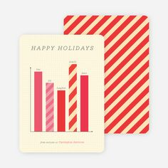 Corporate pie chart cards business holiday cards pie charts and chart company holiday cards award winning google search reheart Images