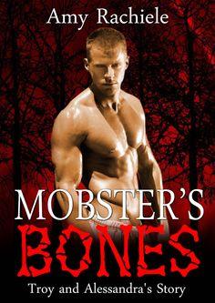 BoyMomLovesBooks: Mobster's Bones by Amy Rachiele
