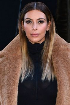 Kim Kardashian Beauty transformation   I have all the hair envy      - HarpersBAZAAR.com