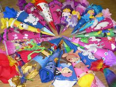 How to Make a Schultuete, School Cone - German Culture
