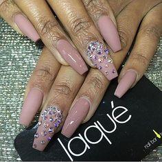 LenahsIedn - coffin #nails #nailscoffin #coffinnails