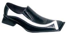 Zota Unique Black Shoe