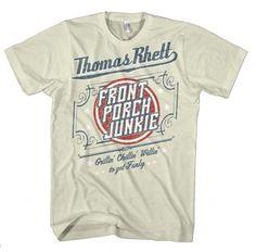 Thomas Rhett Front Porch Junkie Country T-Shirt