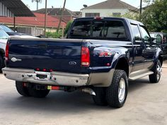 Dually Trucks, Tow Truck, Powerstroke Diesel, King Ranch, Ford Super Duty, Trash Bag, Truck Accessories, Twin Turbo, Ford Models