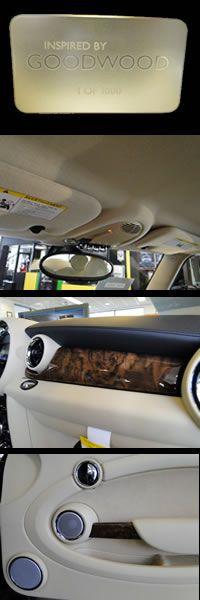 MINI Goodwood by Rolls Royce