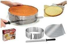 Layer Cake Slicing Kit | Kitchen Gadget | Best Kitchen Gadgets And Utensils