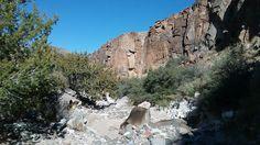 Valles Canyon
