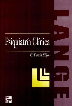 Psiquiatria clinica elkin