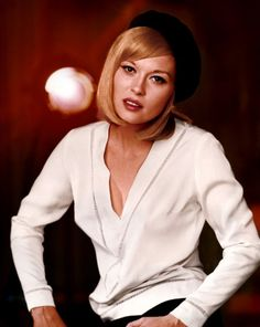 """Faye Dunaway - """"Bonnie and Clyde"""""""