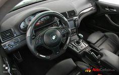 E46 interior