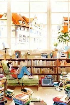 Livros♡
