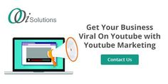 Ooi Solutions is the best You Tube Marketing Company offers you tube video promotion and customized video marketing techniques that increase your online presence.