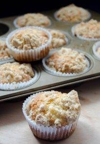 Streusel Apple Muffins - Muffins cu mere