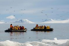 Expedition cruise to the High Arctic