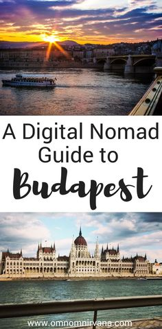Before you come to Budapest, you'll want to check out this Digital Nomad guide to Budapest, Hungary. It includes where to stay in Budapest, what food to try in Budapest, things to see and do in Budapest, and typical weather in Budapest. Don't forget to save this guide to your travel board!