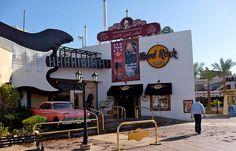 Hard Rock cafe, Sharm El-Sheikh, Egypt.  Contact us now: info@santaclaustravel.com