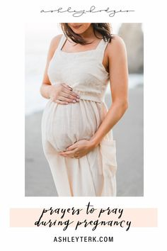 11 Beautiful Pregnancy Prayers to Pray for During Your Pregnancy featured by popular Los Angeles life and style blogger and expecting mom, Ashley Hodges Pregnancy Outfits, Pregnancy Tips, Documenting Pregnancy, Early Pregnancy, Pregnancy Prayer, Prayer For Baby, Mom Prayers, Beautiful Pregnancy, Beautiful Prayers