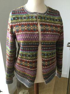 Knitting Machine Patterns, Crochet Patterns, Fair Isles, Fair Isle Knitting, Rowan, Ravelry, Tweed, Knitwear, Knit Crochet