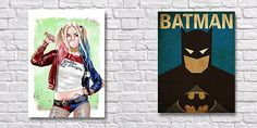 Make your pad walls more awesome with a choice of over 180 different pop culture movie posters
