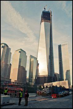 Freedom Tower.  Manhattan, NY. http://www.vacationrentalpeople.com/vacation-rentals.aspx/World/USA/New-York/New-York-City/Manhattan