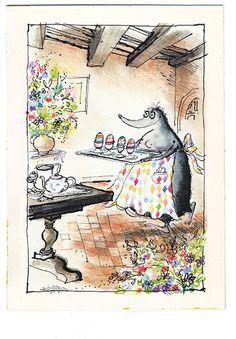 Mrs. Mole
