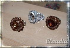 Pattern bijoux: Sertissage Bella