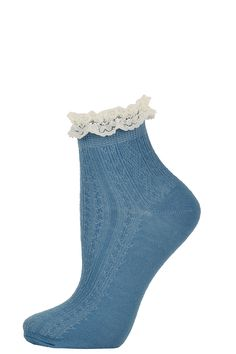Topshop ankle socks, £4.